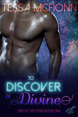 To Discover a Divine cover