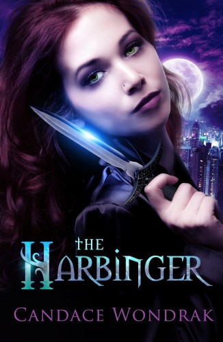 harbinger cover